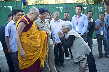 His Holiness the Dalai Lama Concludes Visit with | The 14th Dalai Lama