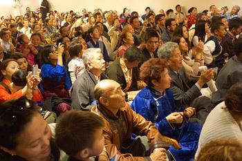 Meeting Tibetans Living in California | The 14th Dalai Lama