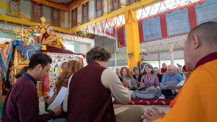 Solitary Hero Vajrabhairava Empowerment | The 14th Dalai Lama
