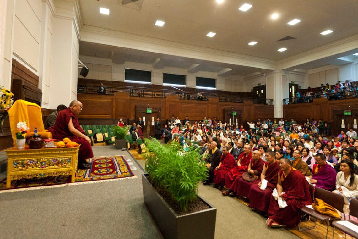Visit To Aldershot England The 14th Dalai Lama