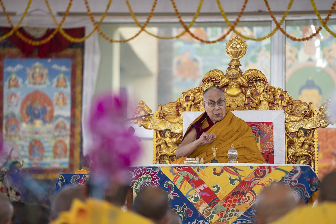 Yamantaka Empowerment As Part of Teachings in… | The 14th
