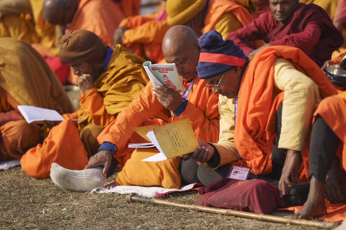 Yamantaka Empowerment As Part of Teachings in… | The 14th Dalai Lama